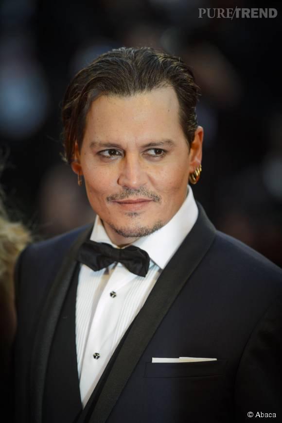 Johnny Depp, un papa inquiet pour sa jeune Lily-Rose.