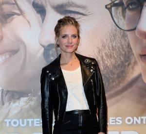 Mélanie Laurent : canon en mini-jupe, elle montre ses gambettes pour Boomerang
