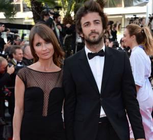 Axelle Laffont et Cyril Paglino au Festival de Cannes en mai 2014.