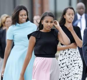 Michelle Obama et ses filles : des looks très sages pour une rencontre au sommet