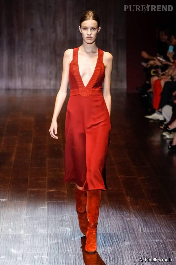 Fashion Week De Milan Le D Fil Gucci En Direct Sur Puretrend