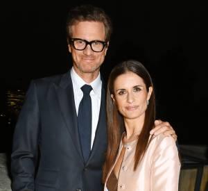 Colin Firth a perdu du poids mais aucune raison n'explique pour le moment ce changement physique.