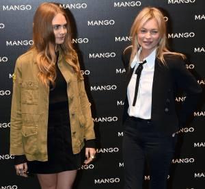 Cara Delevingne topless, Kate Moss en string : les deux top se lâchent à l'hôtel