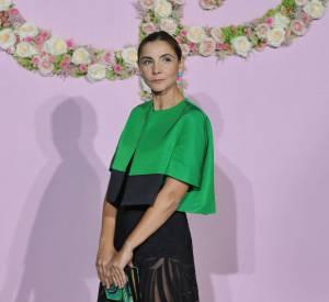Clotilde Courau au Gala de l'Opéra de Paris organisée pour le lancement de la saison chorégraphique 2015/2016 le 24 septembre 2015.