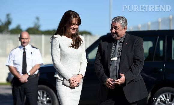 Kate Middleton est plus radieuse que jamais.