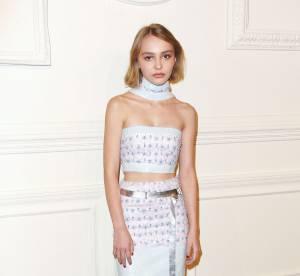 Lily-Rose Depp : portrait craché de Vanessa Paradis pour Vogue Paris