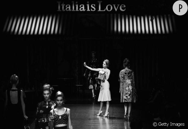 Défilé Dolce & Gabbana Spring Summer 2016