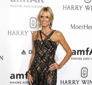 Heidi Klum, Naomi Campbell, Marie-Ange Casta : les plus sexy de l'amfAR Milano