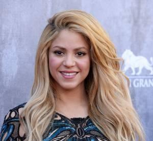 Shakira lève le voile sur sa vie de mère