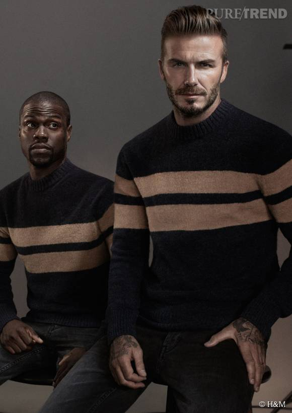 David Beckham présente ses essentiels de l'automne d'H&M.