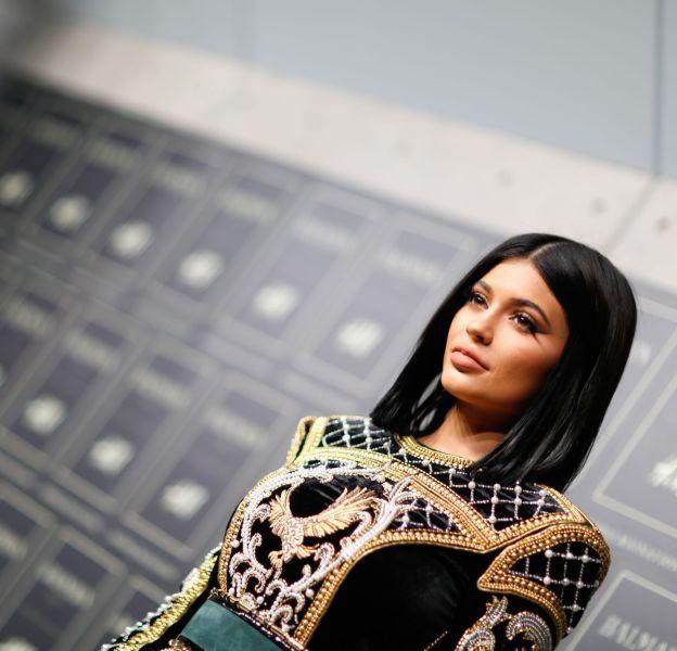 Kylie Jenner toujours très court vêtue.
