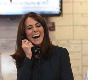 """Kate Middleton, coquine pour la bonne cause ? : """"Catherine, arrête de flirter !"""""""