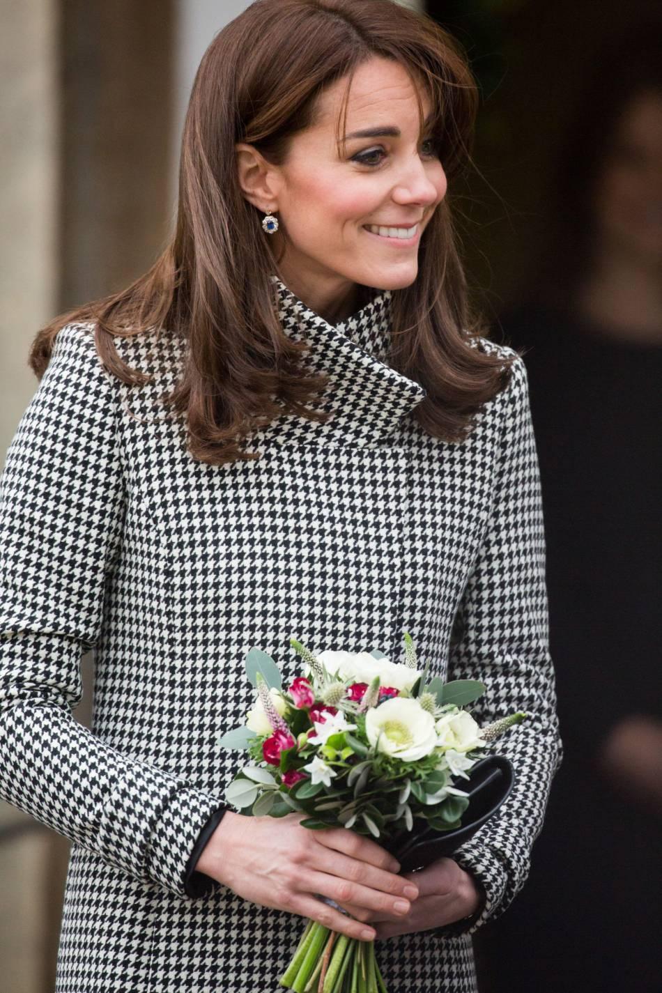 Kate Middleton : sourire, bienveillance et chic infini. Elle succède parfaitement à Lady Diana.