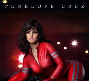 Penélope Cruz : poitrine moulée dans une combinaison en cuir pour Zoolander 2 !