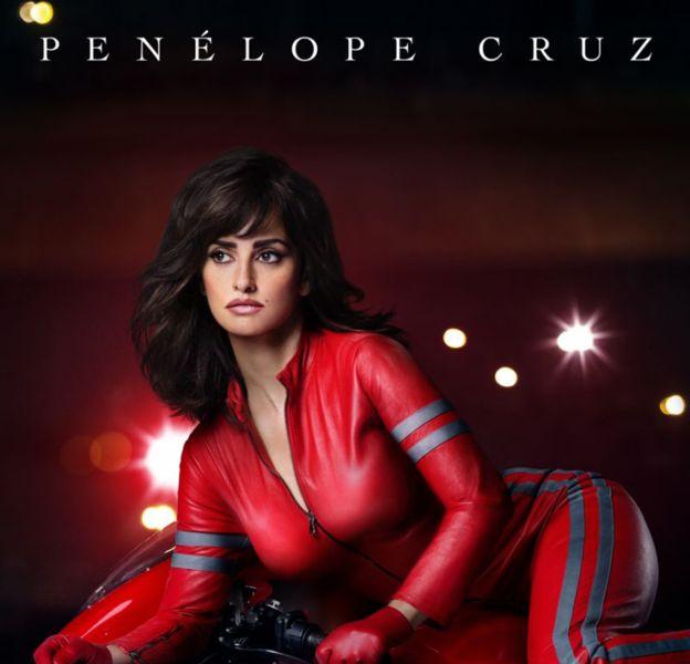 Penélope Cruz, hot dans sa combinaison en cuir moulante.