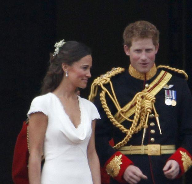 Harry et Pippa seraient tombés amoureux au mariage de Kate et William en 2011.