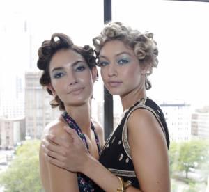 Gigi Hadid et Lily Aldridge : Aguicheuse et torrides sur Instagram