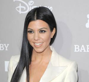 Kourtney Kardashian : topless sous son perfecto en cuir, elle affole Instagram