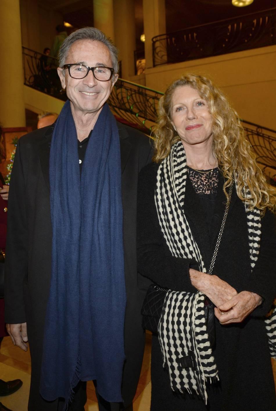 Thierry Lhermitte et sa femme Hélène