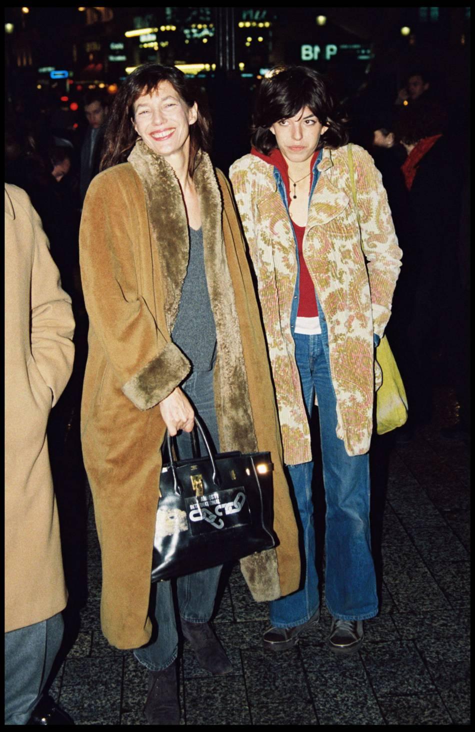 Jane Birkin En Duo Avec Mickey 3D Je M'appelle Jane