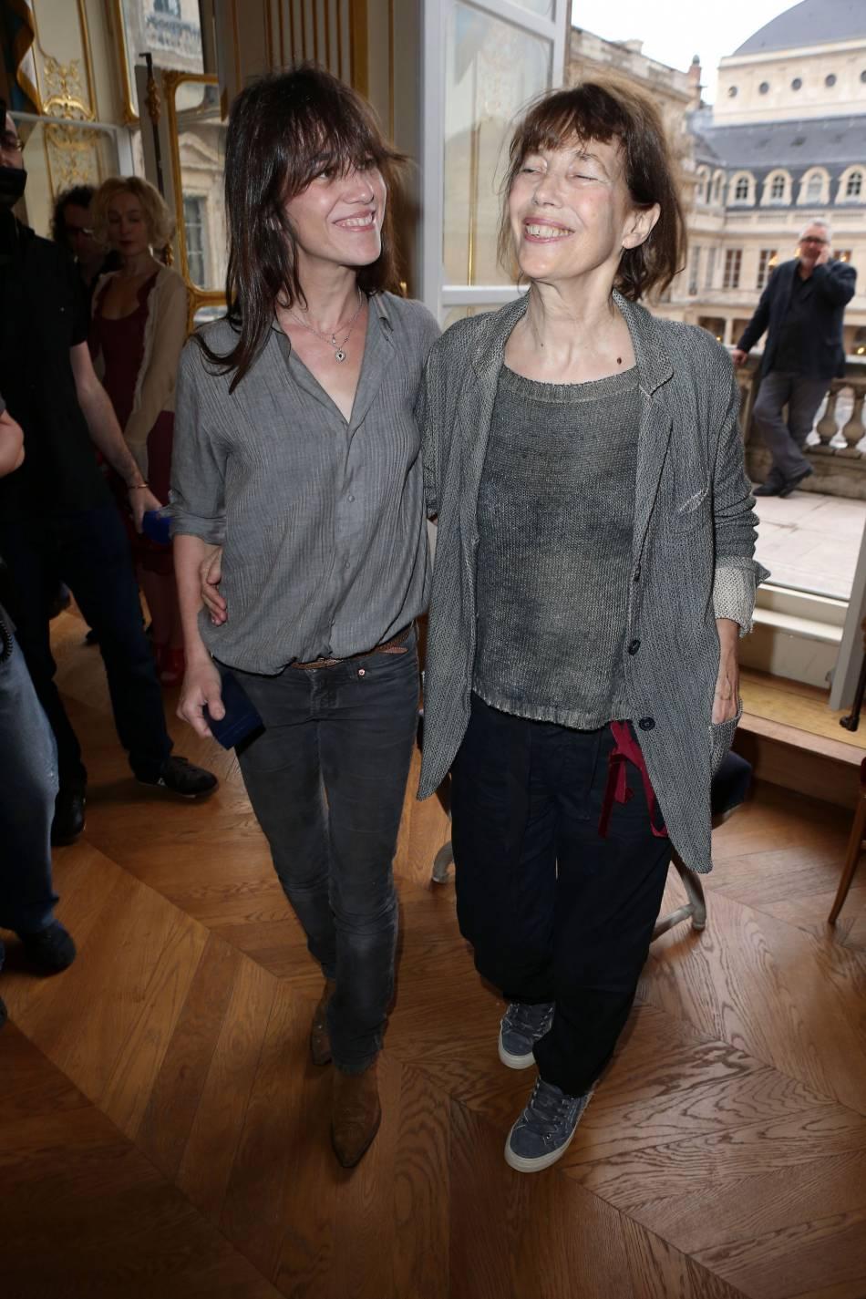 Шарлотта Генсбур (Charlotte Gainsbourg) биография, фото 21