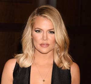 Khloe Kardashian : dans la fosse aux lions, la bimbo joue à se faire peur