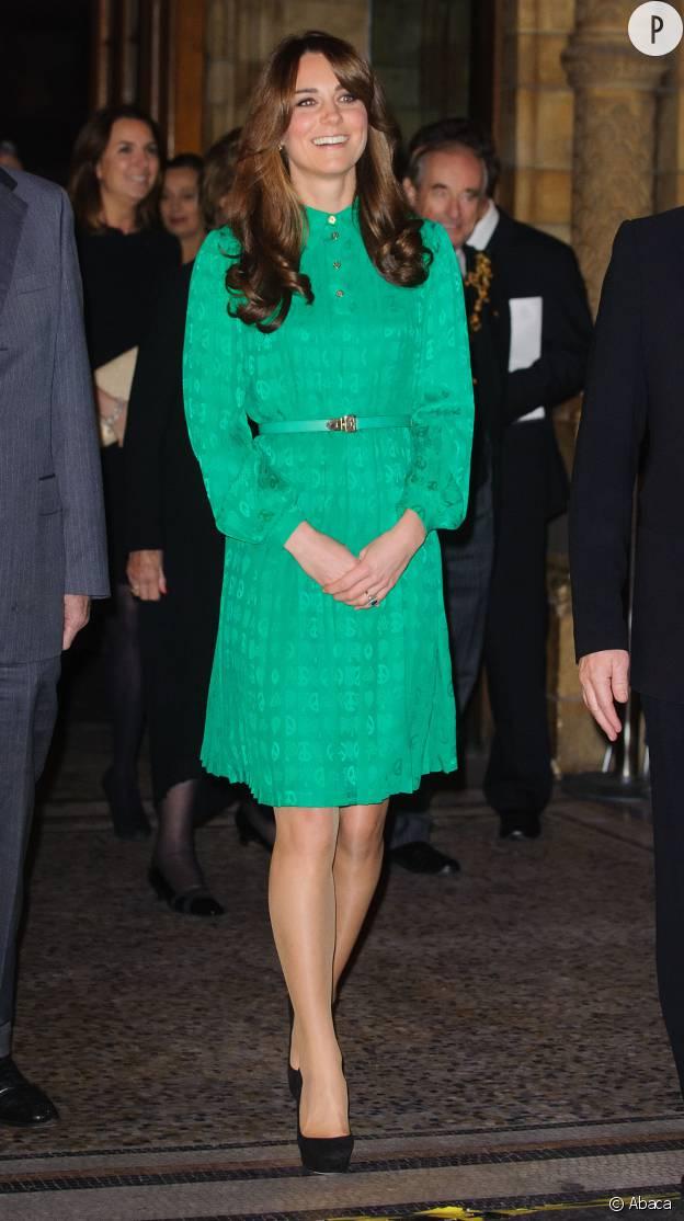 Kate Middleton en novembre 2012.