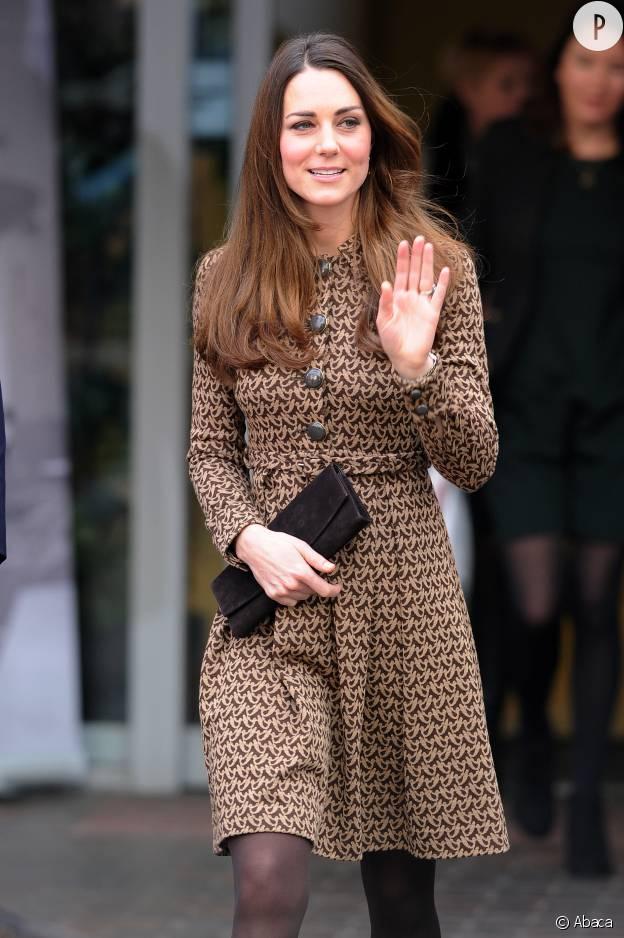 Kate Middleton en novembre 2013.