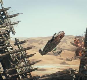 """""""Star Wars"""", des images à couper le souffle."""