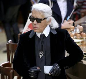"""Karl Lagerfeld et les problèmes d'ego ? """"J'ai dépassé cela"""""""