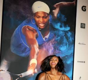 """Serena Williams est la """"Personnalité sportive de l'année"""" de Sports Illustrated."""
