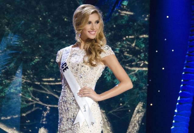 Miss France 2015 arrive au bout de son mandat.