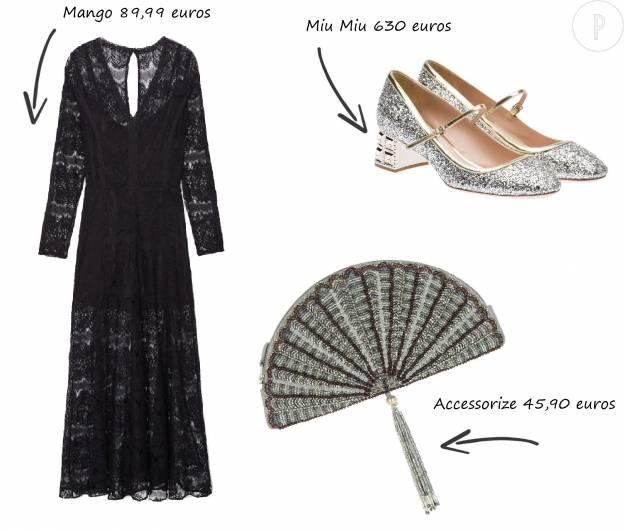 Une tenue à moins de 1 000 euros