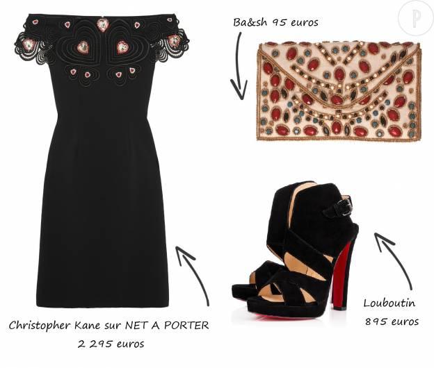 Une tenue à moins de 3 500 euros