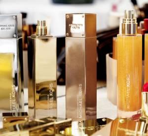 Gold Collection de Michael Kors : des parfums 100% sensuels