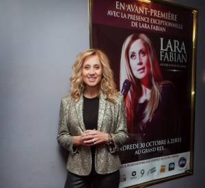 Le nouvel album de Lara Fabian est sorti en novembre dernier et elle le défendra sur scène en tournée en 2016.