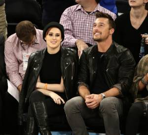 Rumer Willis et le Bachelor Chris Soules.