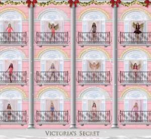Victoria's Secret fait cahnter ses anges.