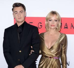 Pamela Anderson : son fils Brandon Thomas Lee, futur chouchou de la mode ?