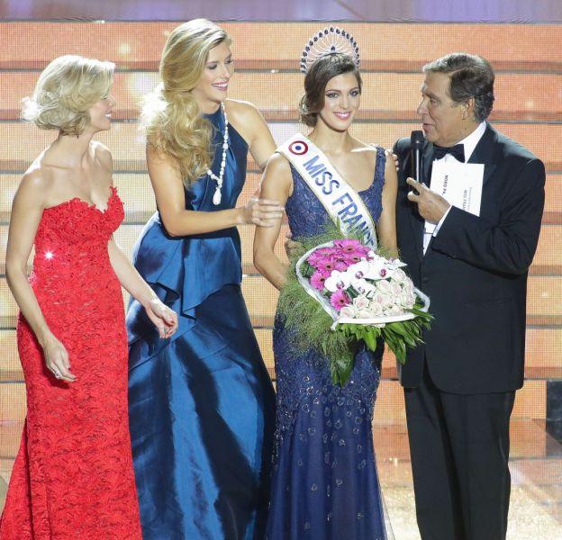 Iris Mittenaere a été élue Miss France 2016 ce samedi 19 décembre 2015.