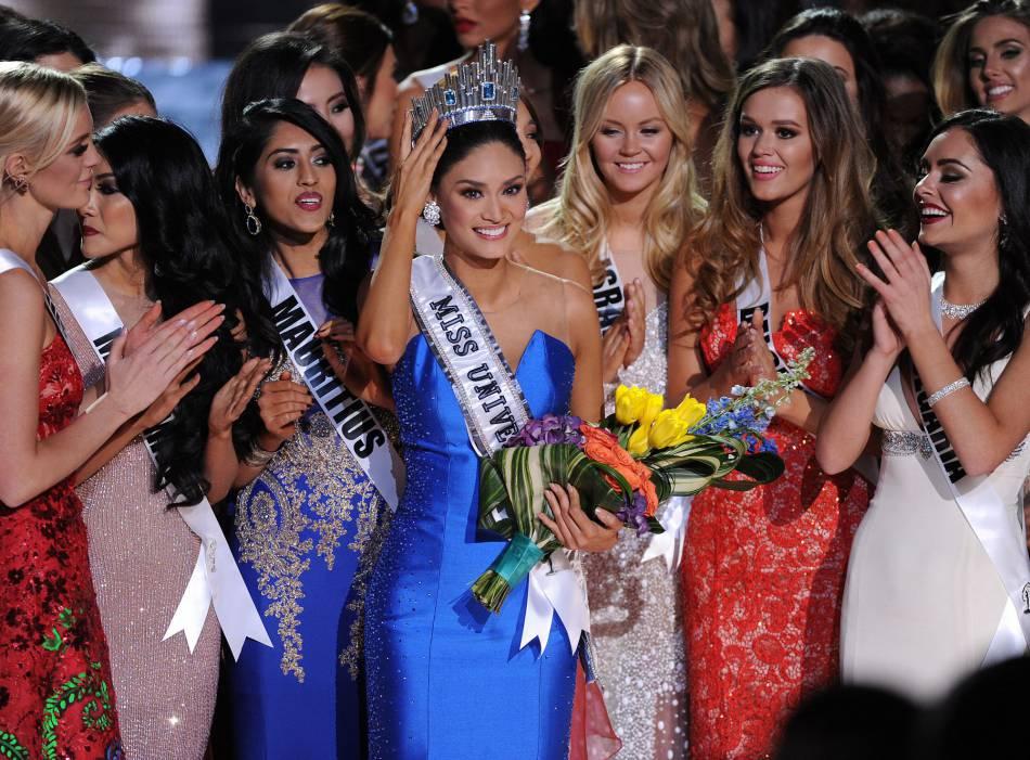La 64ème cérémonie Miss Univers s'est déroulée le 20 décembre 2015 à Las Vegas.