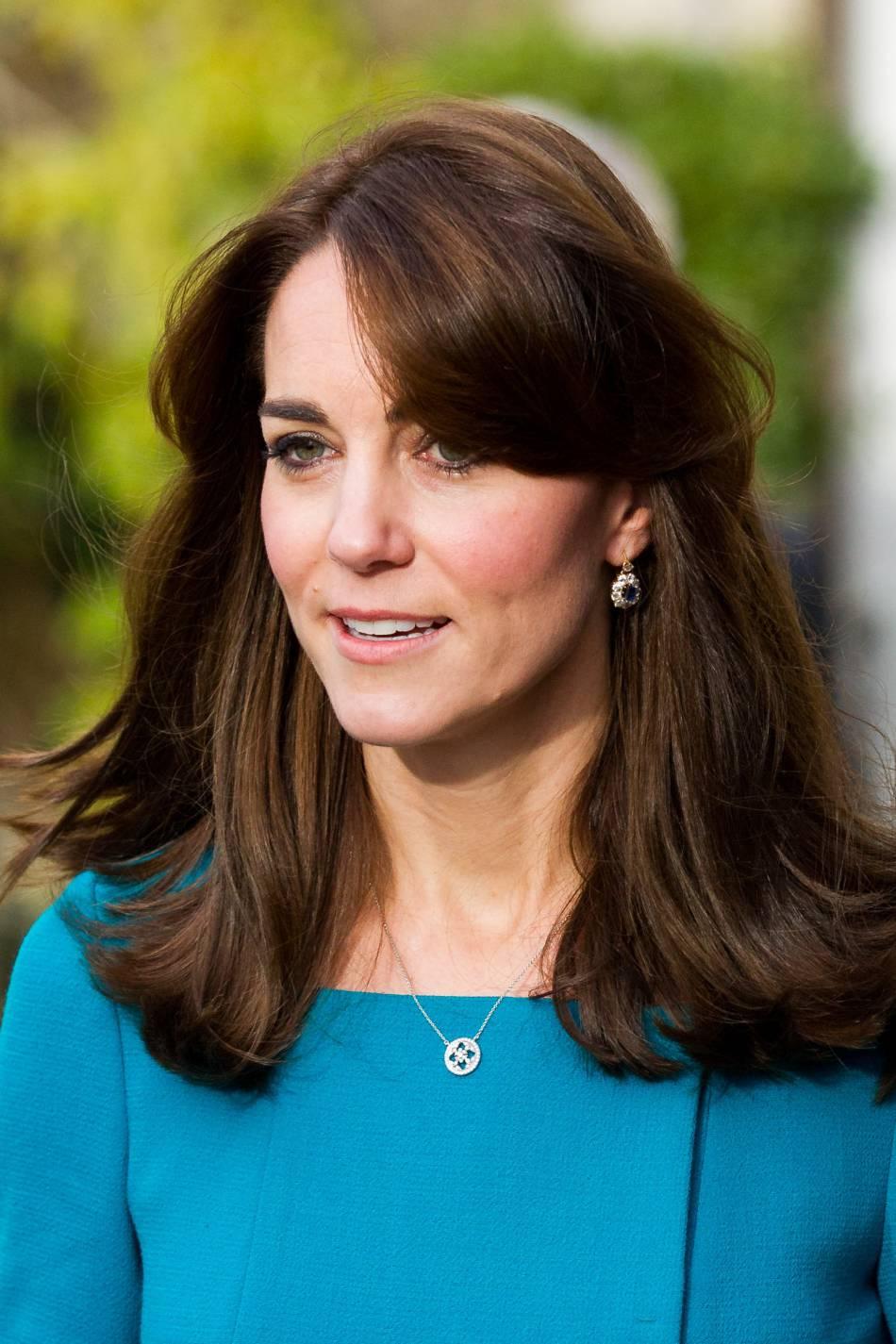 La coupe de Kate Middleton est l'objet de toutes les attentions.