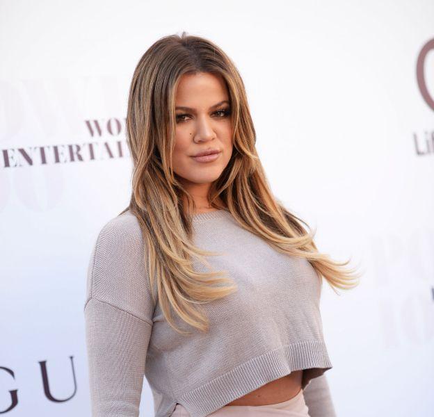 Khloe Kardashian se dénude àSaint-Barthdans le plus simple appareil....
