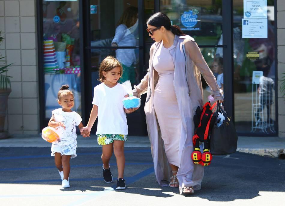 Chez les Kardashian, les enfants aussi sont des stars.
