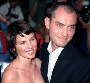 Jude Law et son ex-femme Sadie Frost