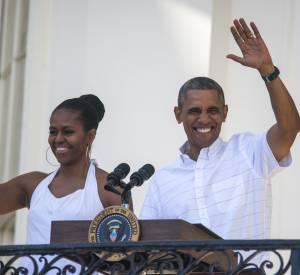 Barack Obama et Michelle Obama, un couple présidentiel tout sauf conventionnel.