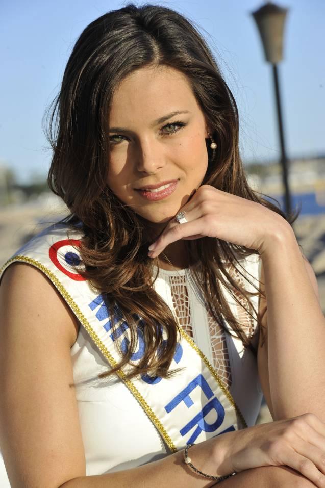 Marine Lorphelin, une miss France difficile à oublier.