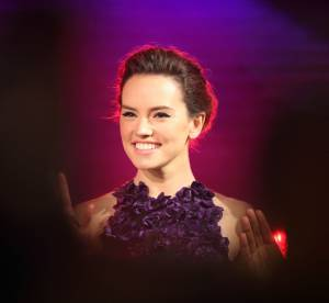 """Daisy Ridley, apparition très prometteuse pour la révélation de """"Star Wars"""""""