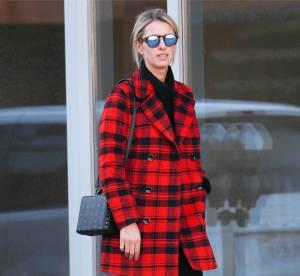 Nicky Hilton : le tartan pop... À shopper !
