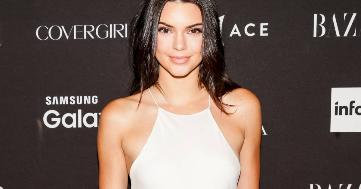 kendall jenner sa r v lation choc sur 2015. Black Bedroom Furniture Sets. Home Design Ideas